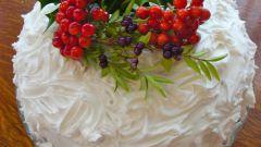 Как сделать красивый торт