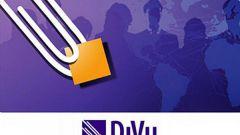 Как преобразовать формат djvu