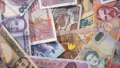 Как отразить покупку валюты