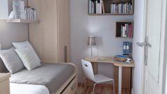 Как совместить спальню и кабинет