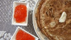 Как приготовить тесто для блинчиков