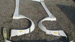 Как сделать самому аэродинамический обвес