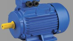 How to connect induction motor