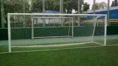 Как сделать футбольные ворота