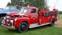 Как сделать модель пожарной машины