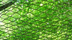 Как построить забор из сетки-рабицы