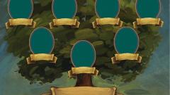 Как восстановить древо