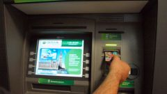 How to know the balance of the card of Sberbank online