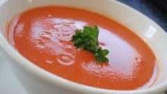Как приготовить суп-пюре в блендере