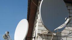 Как поймать сигнал спутника