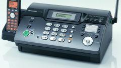 Как проверить факс
