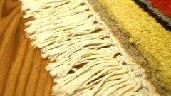Как почистить ковровое покрытие