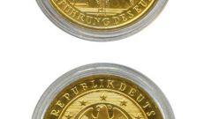 Как продать золотую монету