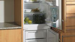 Как сделать холодильник встроенный