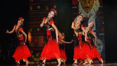 Как танцевать татарские танцы