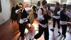Как танцевать хава-нагила