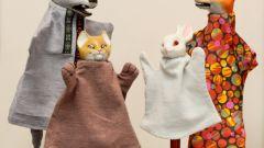 Как сделать перчаточных кукол своими руками