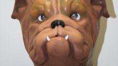 Как сделать маску собаки
