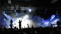 Как организовать концерт группы