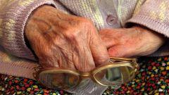 Как устроить человека в дом престарелых