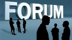 Что такое форум
