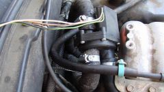 Как установить электроподогреватель двигателя на ВАЗ