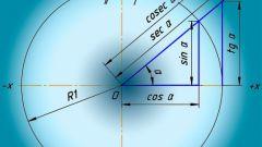 Как найти значение тригонометрических функции