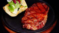 Как выбрать мясо для стейка