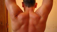 Как накачать мышцы спины и рук