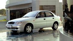 Как снять радиатор печки Chevrolet Lanos