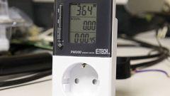 Как определить электрическую мощность