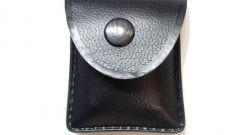 Как сшить карман для мелочей