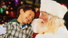 Как поздравить ребенка дома с Новым годом