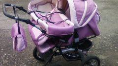 Как купить детскую б/у коляску