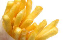 Как готовить картофель фри по-домашнему