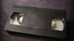Как перезаписать кассету на диск