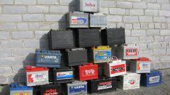 Как восстановить старый аккумулятор