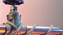 Как слить воду в системе