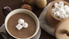 Как пить какао