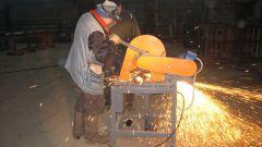 Как разрезать металл