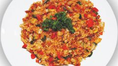Как готовить утку с рисом