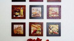 Как прикрепить картину к стене без гвоздей