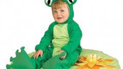 Как сделать ребенку новогодний костюм