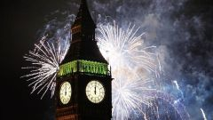 Как встречать Новый год в Англии