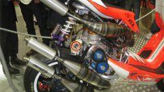Как увеличить мощность двигателя на скутере