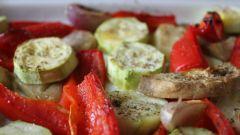 Как приготовить запеченные овощи