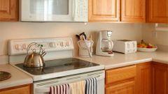 Как подобрать цвет стен на кухне