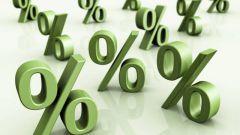 Как добавлять проценты