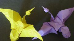Как делать фигуры оригами