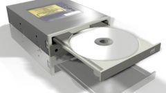 Как восстановить cd rom